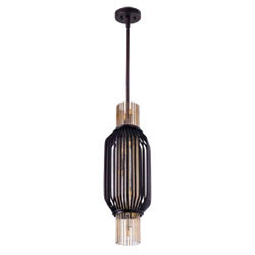 Maxim Lighting International Aviary Oil Rubbed Bronze LED Eight-Light Mini Pendant