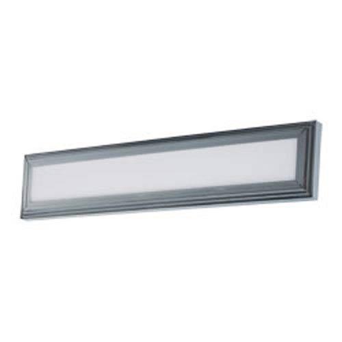 Picazzo Polished Chrome LED Two-Light 30-Inch Bath Strip