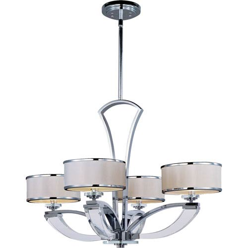 Metro Four-Light Chandelier