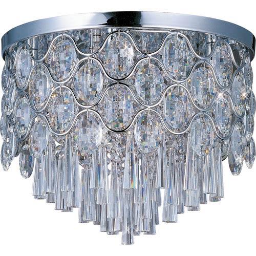 Maxim Lighting International Jewel Twelve-Light Flush Mount