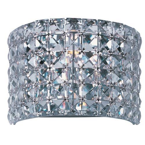 Maxim Lighting International Vision Polished Chrome One-Light Wall Sconce
