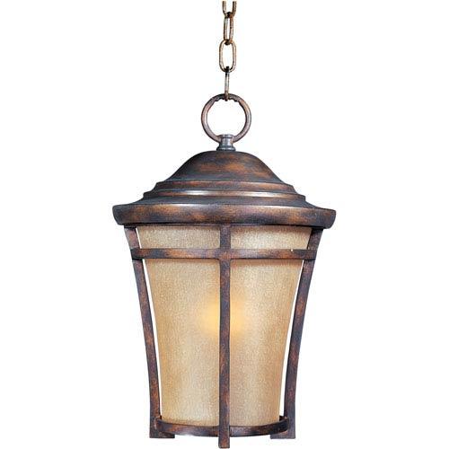Balboa VX Copper Oxide One-Light Outdoor Hanging Lantern