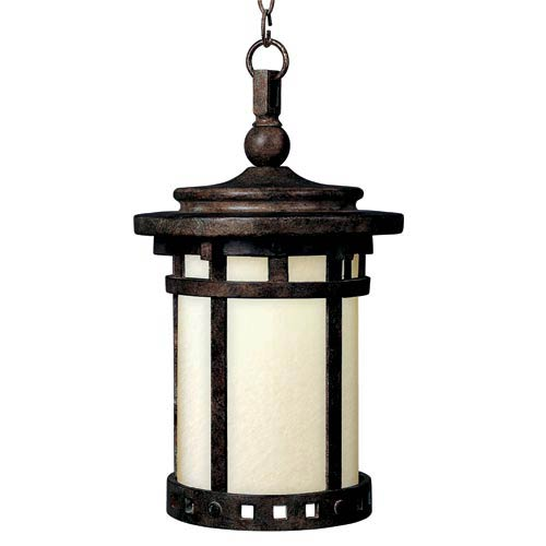 Santa Barbara LED Sienna One-Light Outdoor Pendant