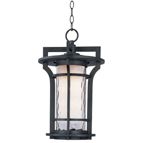 Oakville LED Black Oxide One-Light