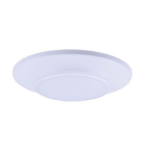 Diverse LED White Six-Inch 3000K LED Flush Mount