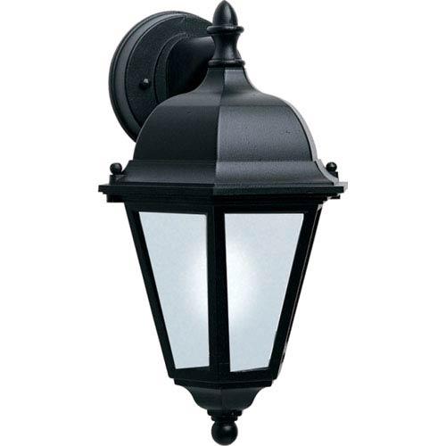 Maxim Lighting International Westlake EE Black One-Light Outdoor Wall Lantern