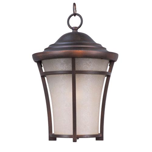 Balboa DC EE Copper Oxide One-Light Fluorescent Outdoor Pendant