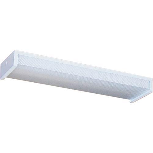 Maxim Lighting International Wrap Around White Two-Light Flush Mount with White Glass