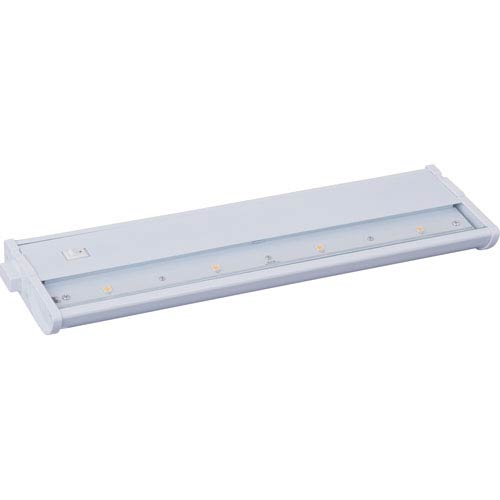 CounterMax MX-L120DC White 13-Inch 2700K 4-LED Under Cabinet