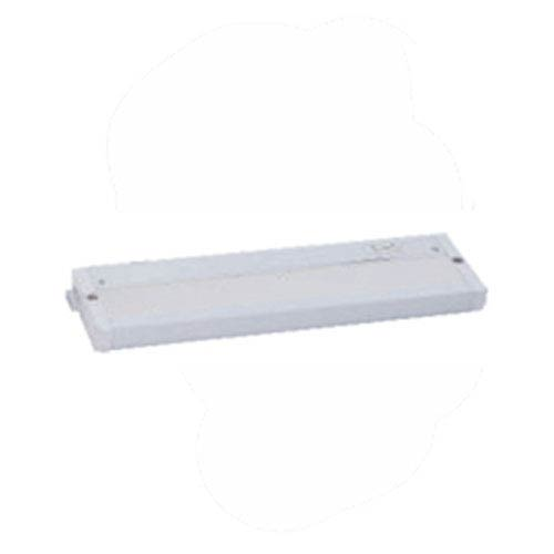 CounterMax White LED One-Light 12-Inch Under Cabinet