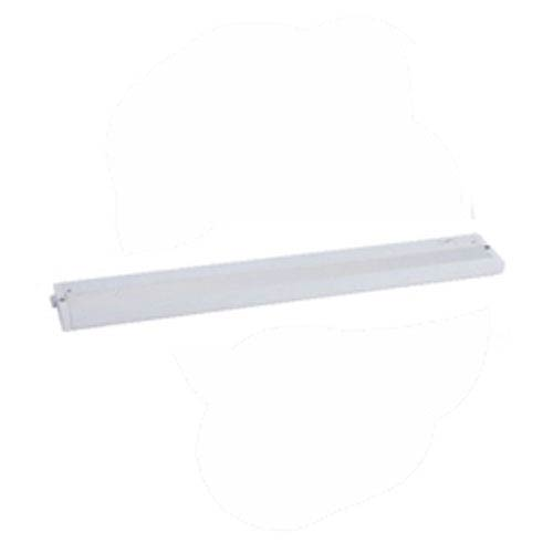 CounterMax White LED One-Light 24-Inch Under Cabinet
