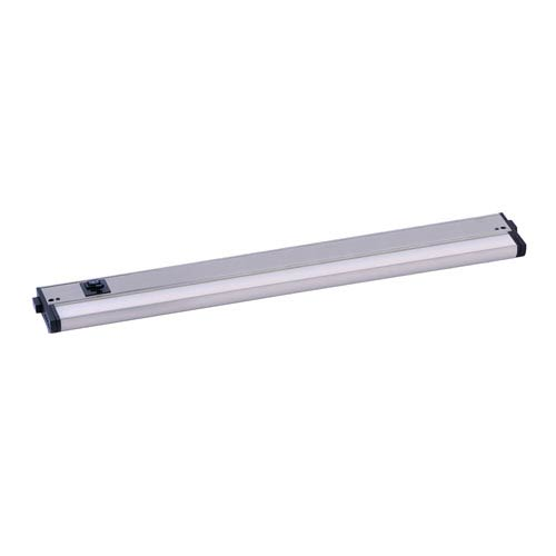 CounterMax MX-L-120-3K Satin Nickel 24-Inch LED Under Cabinet Light