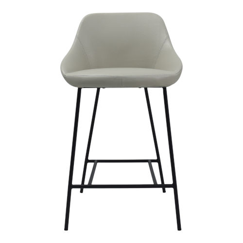 Shelby Beige Counter Stool