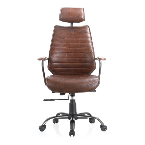 Executive Brown Office Chair