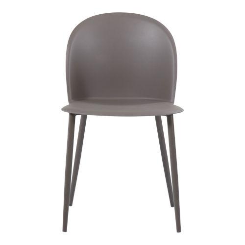 Giardino Gray Dining Chair, Set of Two