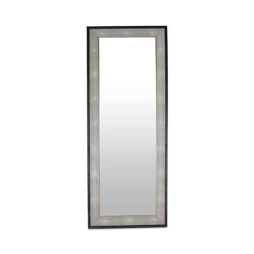 Mako Gray 32 x 78 Inch Mirror