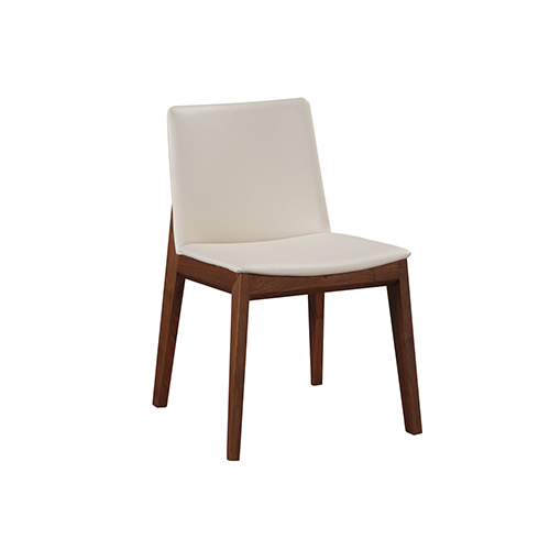 Deco Dining Chair White-Set Of Two