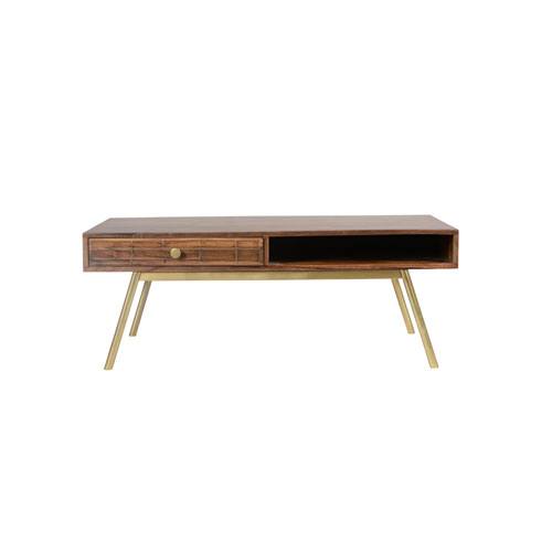 Moe's Home Collection  Obra Sheesham Wood Coffee Table