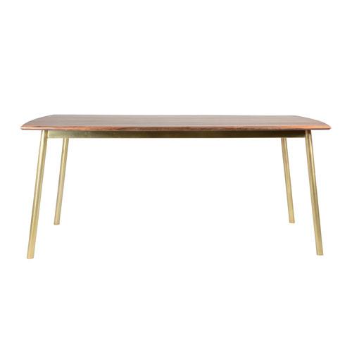 Obra Sheesham Wood Dining Table