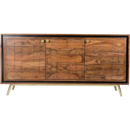 Obra Dark Brown Sideboard