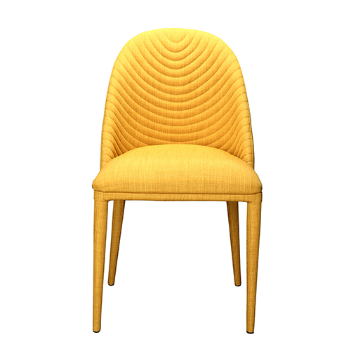 Libby Dining Chair Yellow-Set Of Two