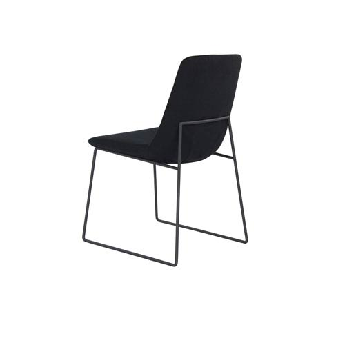 Ruth Black Dining Chair- Set of 2