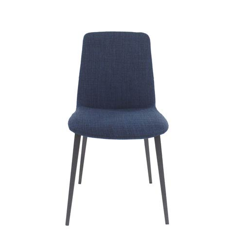 Kito Blue Dining Chair - Set of 2