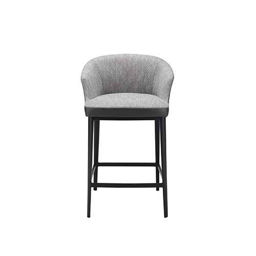Moe's Home Collection  Beckett Counter Stool Grey