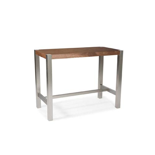 Moe's Home Collection  Riva Walnut Counter Table