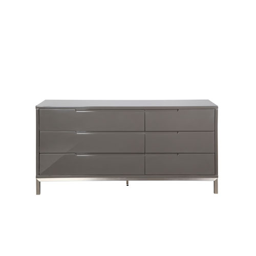 Naples Grey Dresser