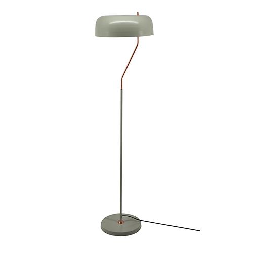 Alva Floor Lamp Grey