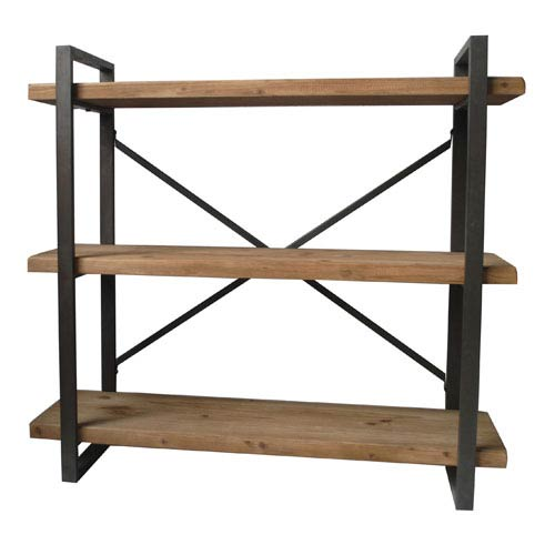 Lex Natural Three Level Shelf