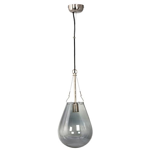Raindrop Pendant Lamp Small Blue
