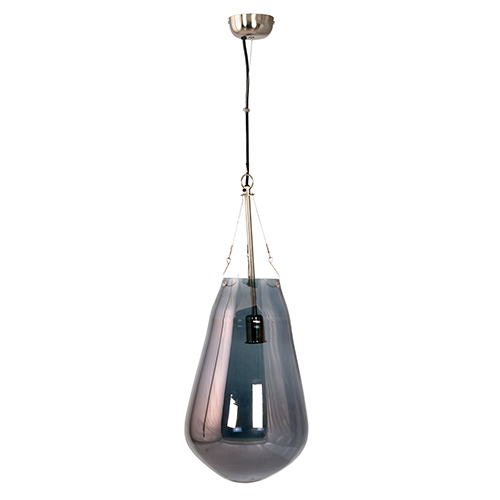 Raindrop Pendant Lamp Large Blue