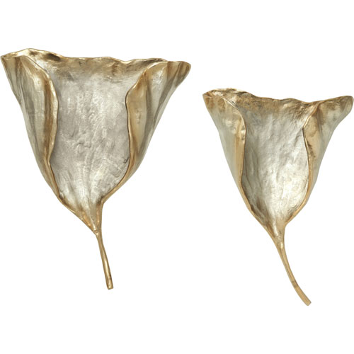 Wall Lillies Set Of 2