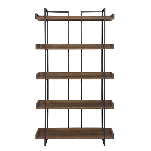 Moes Home Collection Vancouver Bookshelf Small