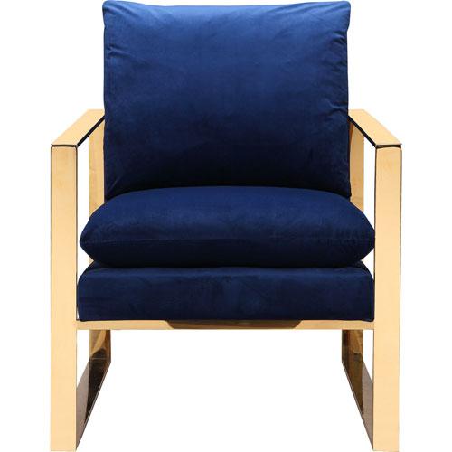 Garfield Blue Arm Chair