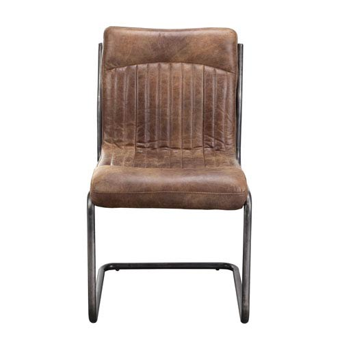 Ansel Light Brown Dining Chair