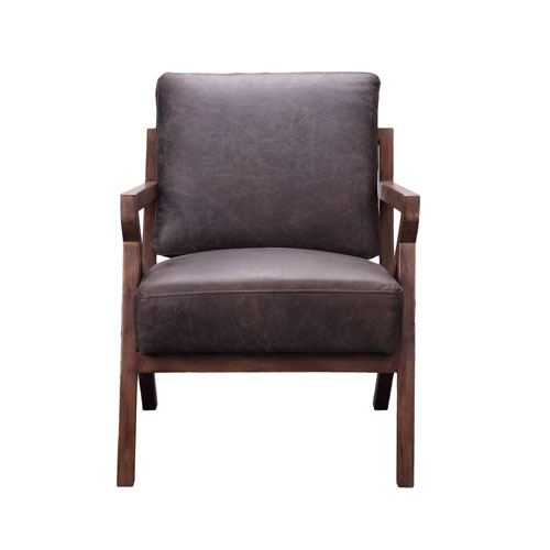 Drexel Arm Chair Antique Ebony