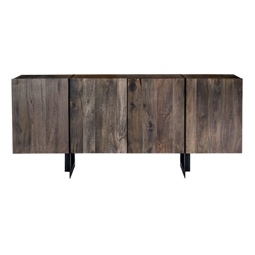Tiburon Grey Small Sideboard