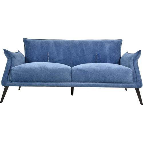 Verona Navy Blue Sofa