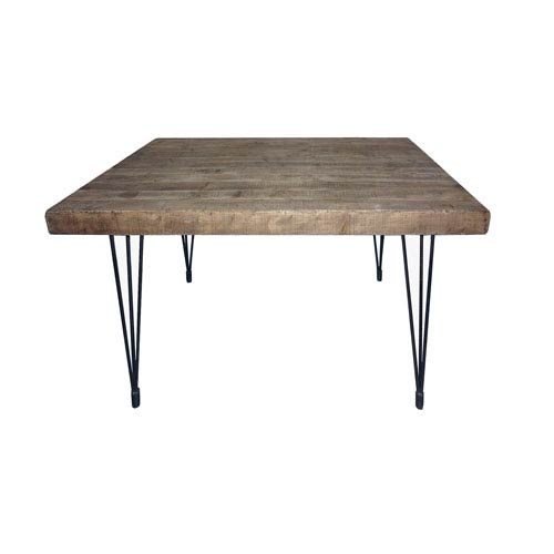 Moe's Home Collection  Boneta Natural Small Dining Table