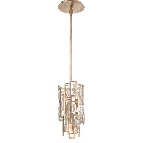 Metropolitan Lighting Bel Mondo Luxor Gold Three-Light Mini Pendant