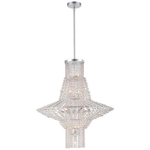 Saybrook Catalina Silver Sixteen-Light Pendant