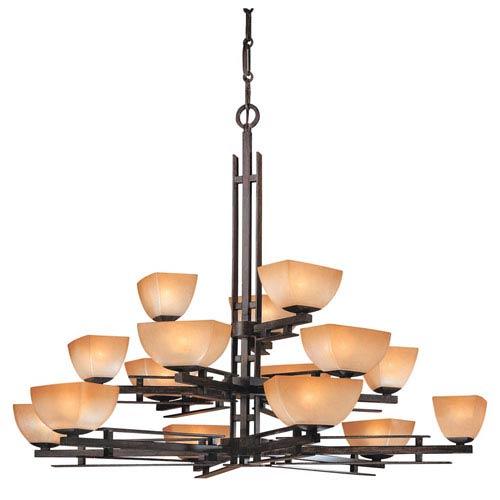 Lineage Fifteen-Light Chandelier