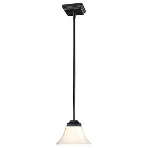 Minka-Lavery Agilis Black Mini Pendant
