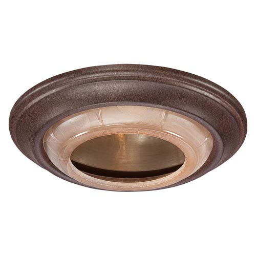 Recessed lighting trim canned recess light for home kitchens marche noble bronze 6 inch recessed trim mozeypictures Images