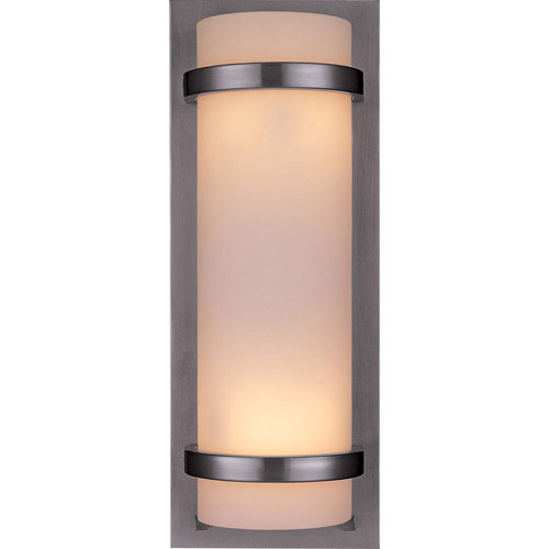 Minka-Lavery Brushed Nickel Wall Sconce