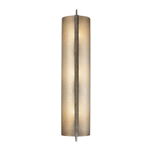 Clarte Patina Iron Three-Light Wall Sconce