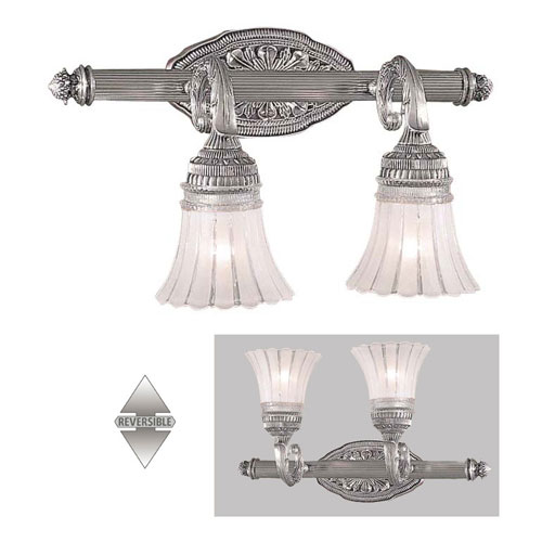 Europa Two-Light Wall Sconce